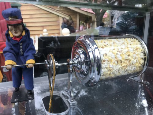 Toontown Popcorn