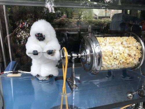 Yeti Popcorn