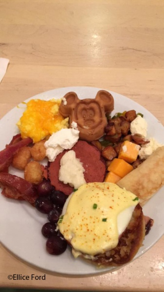 1900 Park Fare Breakfast Review