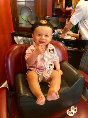 Harmony Barber Shop First Haircut Package Review