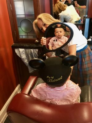 Harmony Barbershop First Haircut Package Review