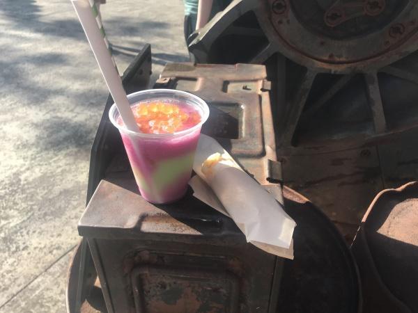 Pongu Pongu snack