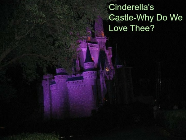 Cinderella's Castle- Why Do We Love Thee