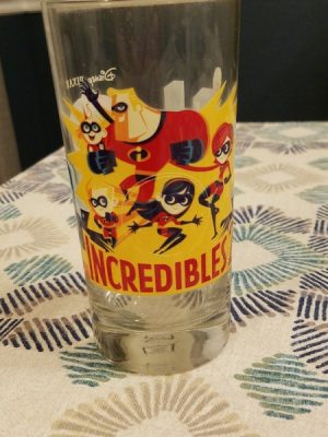 Incredibles 2 Glass