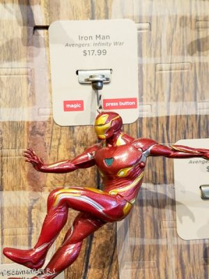 Iron Man Ornament