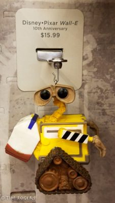 Wall E Ornament