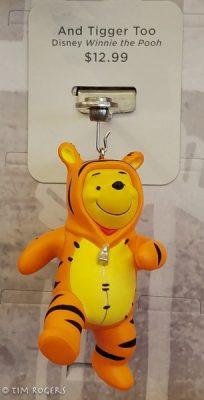 Pooh Tigger Ornament