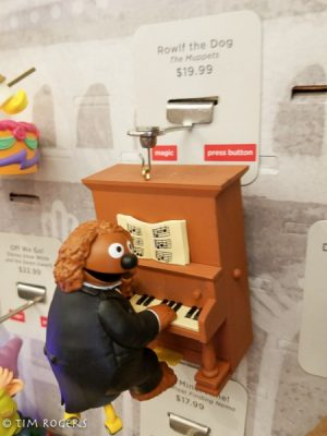 Rowlf Ornament