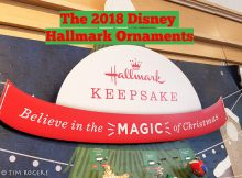 Disney Hallmark Ornaments