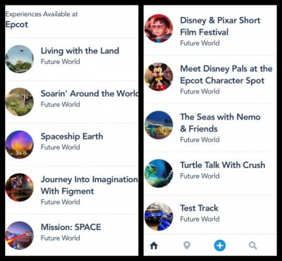 Multiple Experience Attractions | Multiple Experiences fastpass