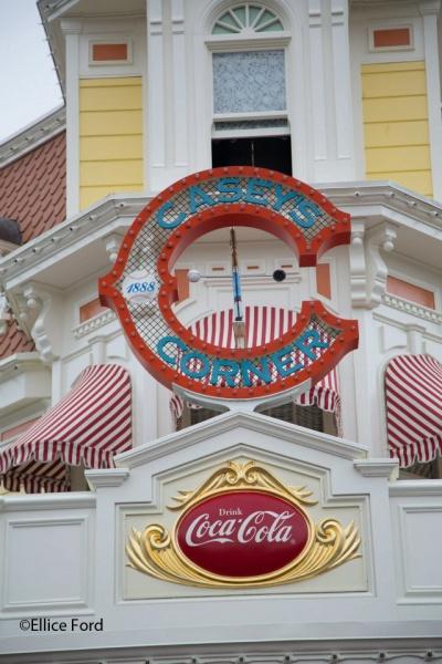 Disney World Snacks