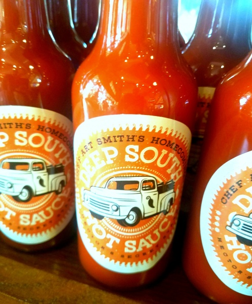 hot sauce \ Disney Springs