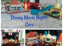 Disney Movie Nights: Cars
