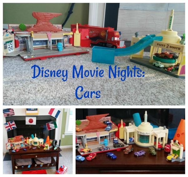 Disney Movie Nights: Cars