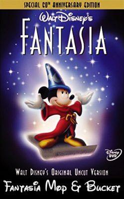 Fantasia Cover