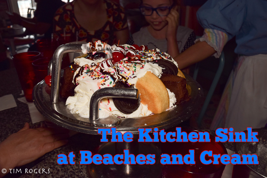 The Kitchen Sink at Disney's Beaches