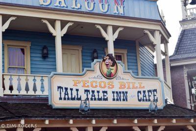 Pecos Bill Vegetarian