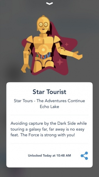 A Review of the Play Disney Parks App