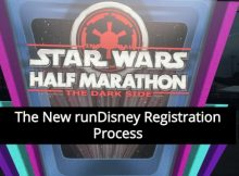 The New runDisney Registration Process