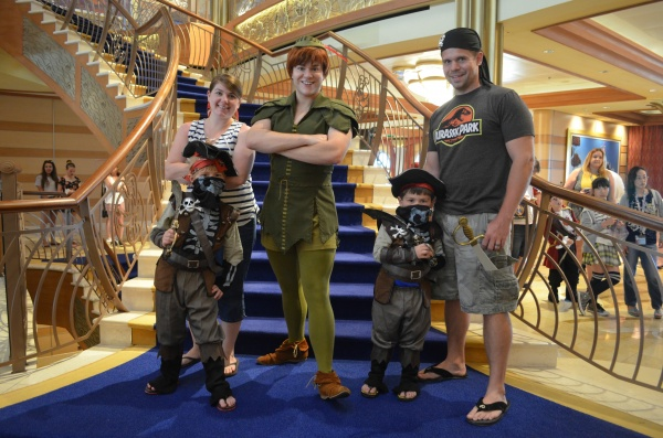 The Magic of Meeting Characters on the Disney Dream