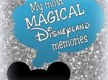 Magical Disneyland memories
