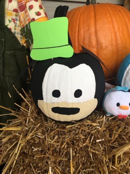 Goofy Tsum Tsum pumpkin