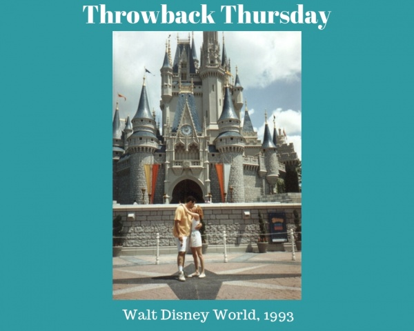 Throwback Thursday Walt Disney World 1993 The Mouse For Less Blog