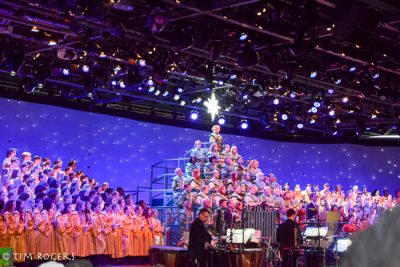 Christmas at Walt Disney World Candlelight Processional
