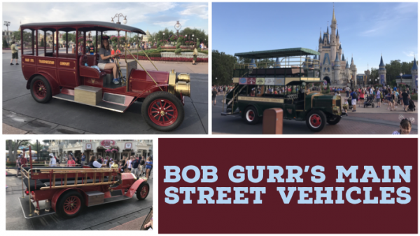 Bob Gurr's Main Street Vehicle