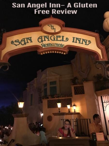 San Angel Inn-A Gluten Free Review