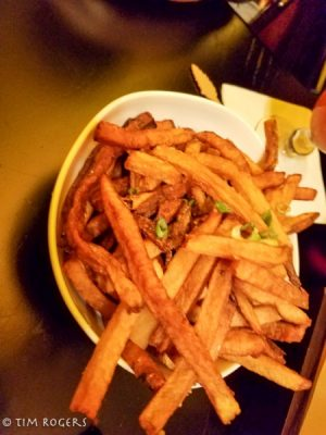 Territory Lounge Fries