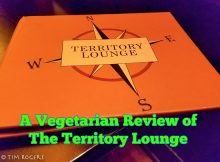 Territory Lounge for Vegetarians