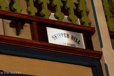 Skipper Canteen Bill