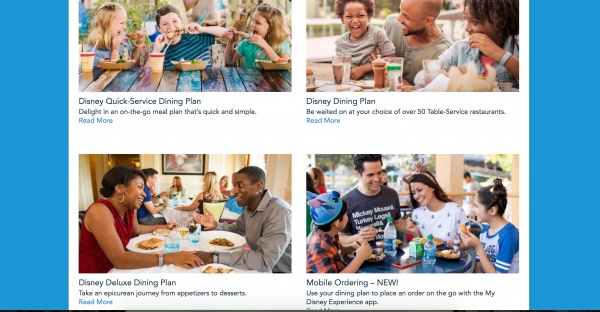 Is the Disney Dining plan worth it?