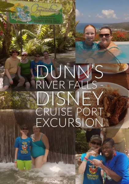 Dunn's River Falls Port Excursion