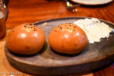 Jiko Sweet Potato Rolls