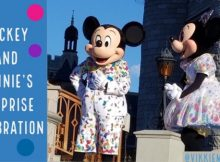 Mickey and Minnie's 90th birthday celebrations