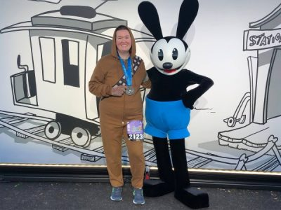 Oswald 5k Medal Picture