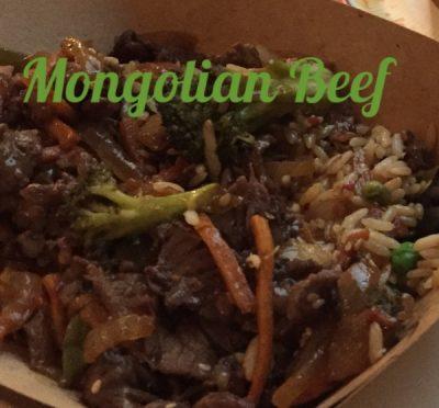 Mongolian Beef: Sunshine Seasons