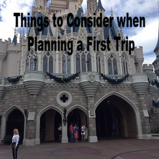 Things to Consider When Planning a First Trip