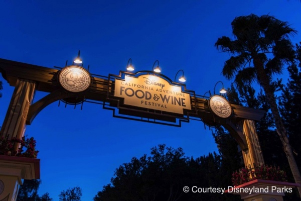 California Adventure Food & Wine Festival