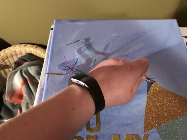 DIY Up! Canvas