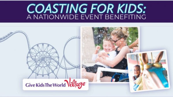 Coast through amusement parks throughout the nation to benefit GKTW