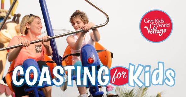 Coasting for Kids returns in 2019