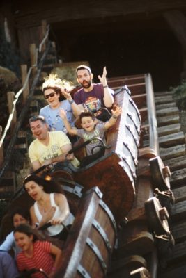 Top 10 Attractions Mine Train