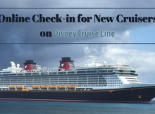 DCL online check-in