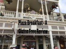 Plaza Breakfast - A Gluten Free Review