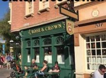 Rose&Crown-A Gluten Free Review