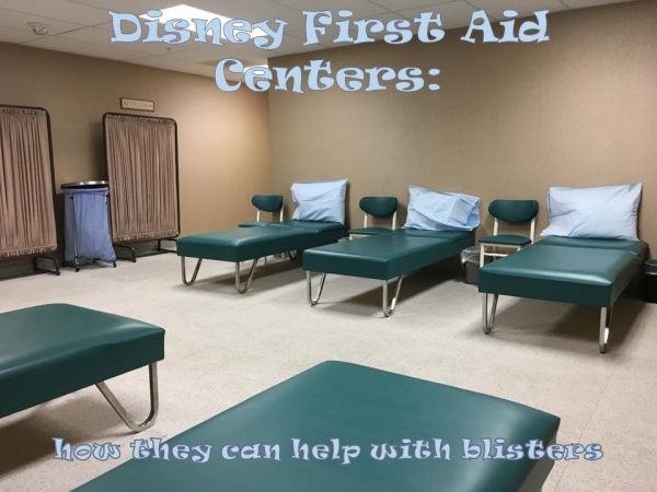 Disney First Aid - blisters