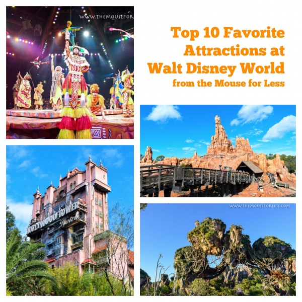 Top 10 Attractions